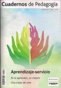 Cuadernos de Pedagogia Tema del Mes ApS