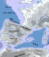 Cantabric-Mediterrania
