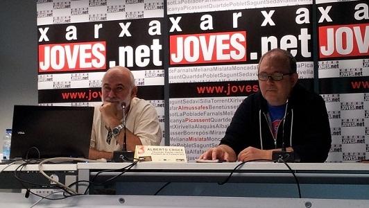 Alberto Croce i Jesus Martí