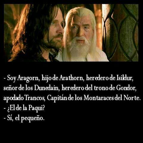 Soy Aragorn