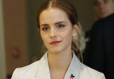 Emma Watson en la ONU