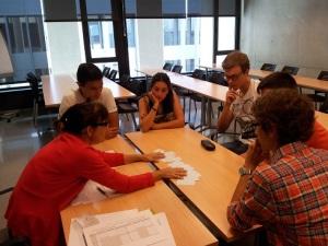 Entrevistes amb els estudiants