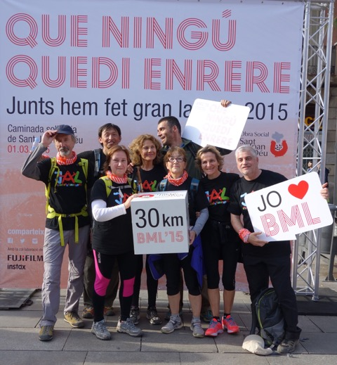 Foto grup BML març 2015